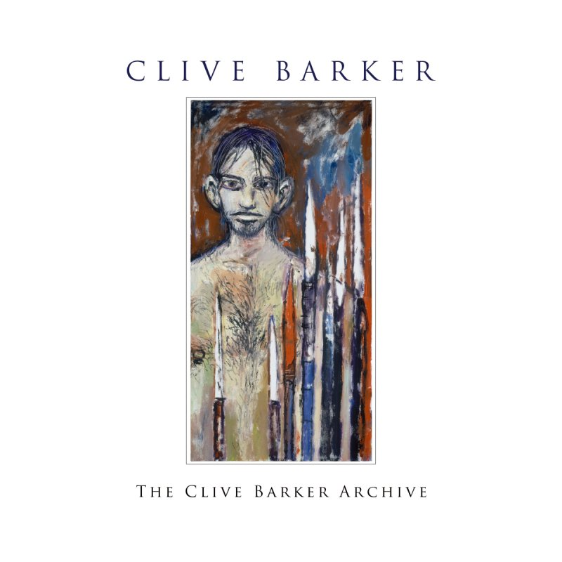 Savior Art Prints Fine Art Print by Clive Barker
