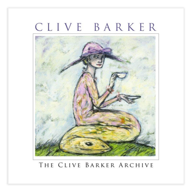 Tea Time Art Prints Fine Art Print by Clive Barker