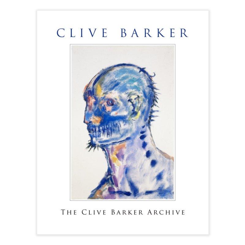 The Deadman's Stare Art Prints Fine Art Print by Clive Barker
