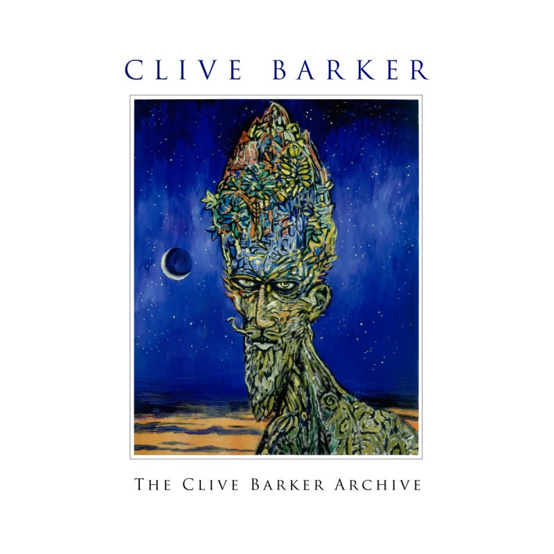 The Edenic Art Prints Fine Art Print by Clive Barker