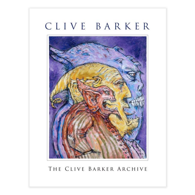 Three Brothers Art Prints Fine Art Print by Clive Barker