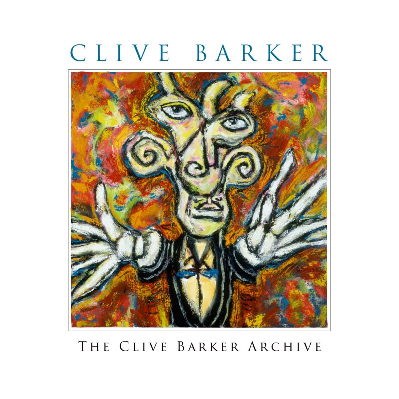 untitled magician Art Prints Fine Art Print by Clive Barker