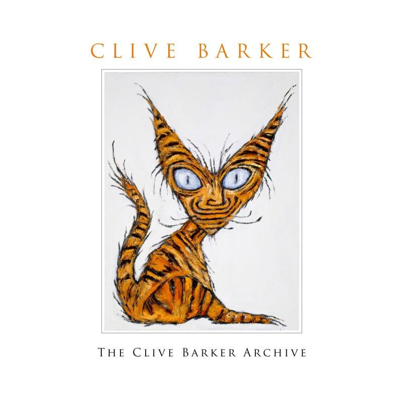 Tarrie Cat 2 Art Prints Fine Art Print by Clive Barker