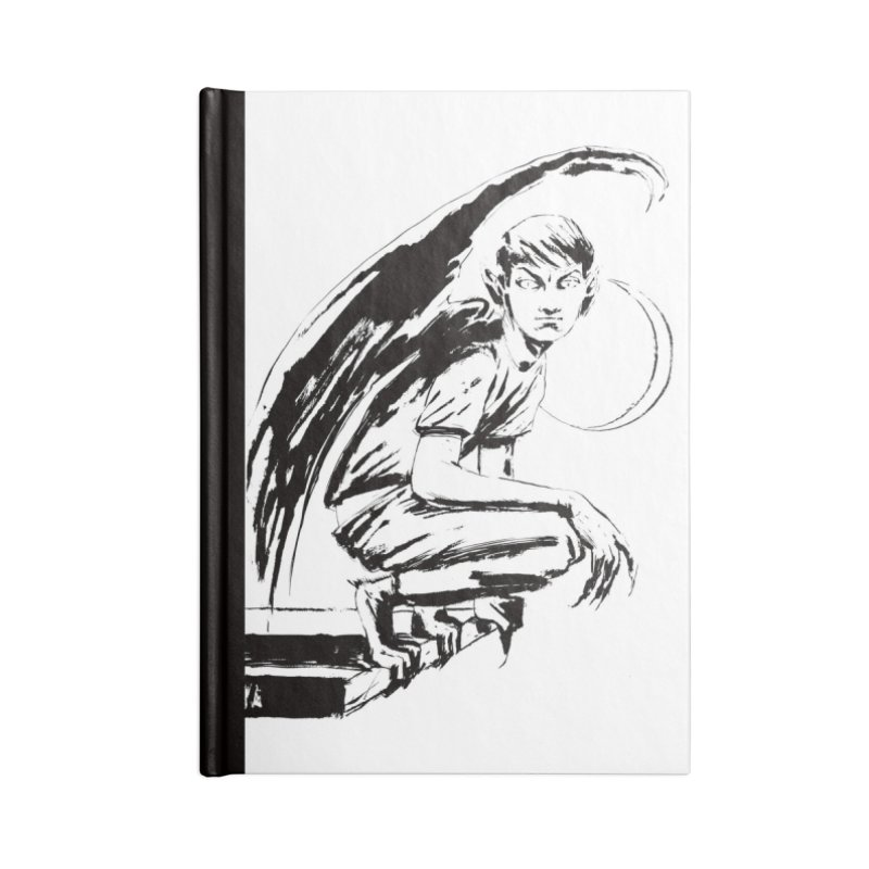 Harvey Swick Accessories Notebook by Clive Barker