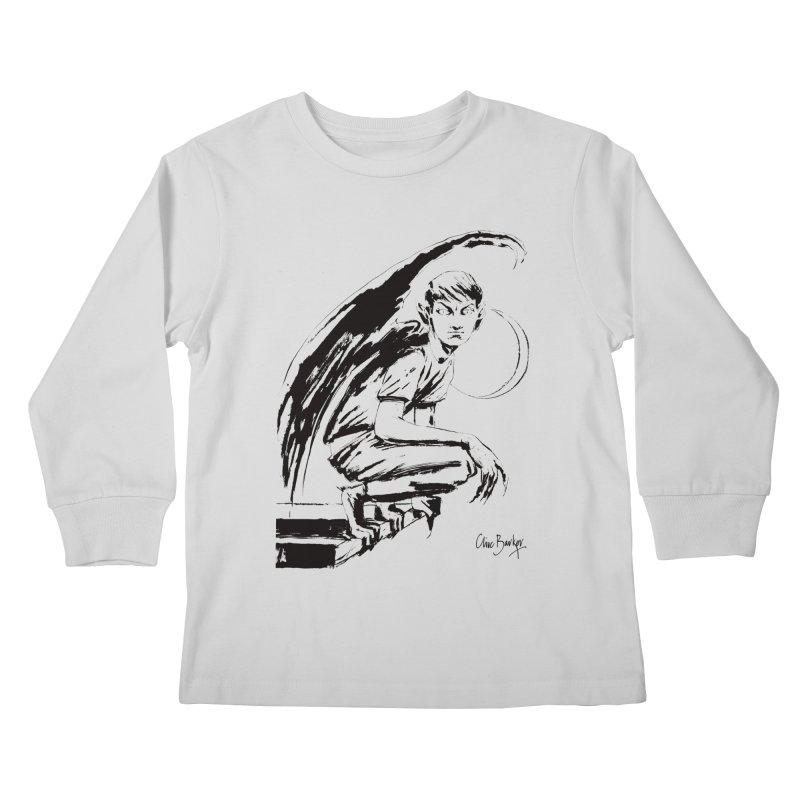 Harvey Swick Kids Longsleeve T-Shirt by Clive Barker