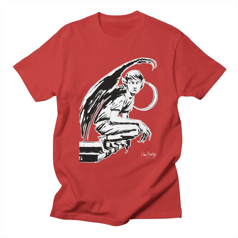 Harvey Swick (outlined) Men's T-Shirt by Clive Barker