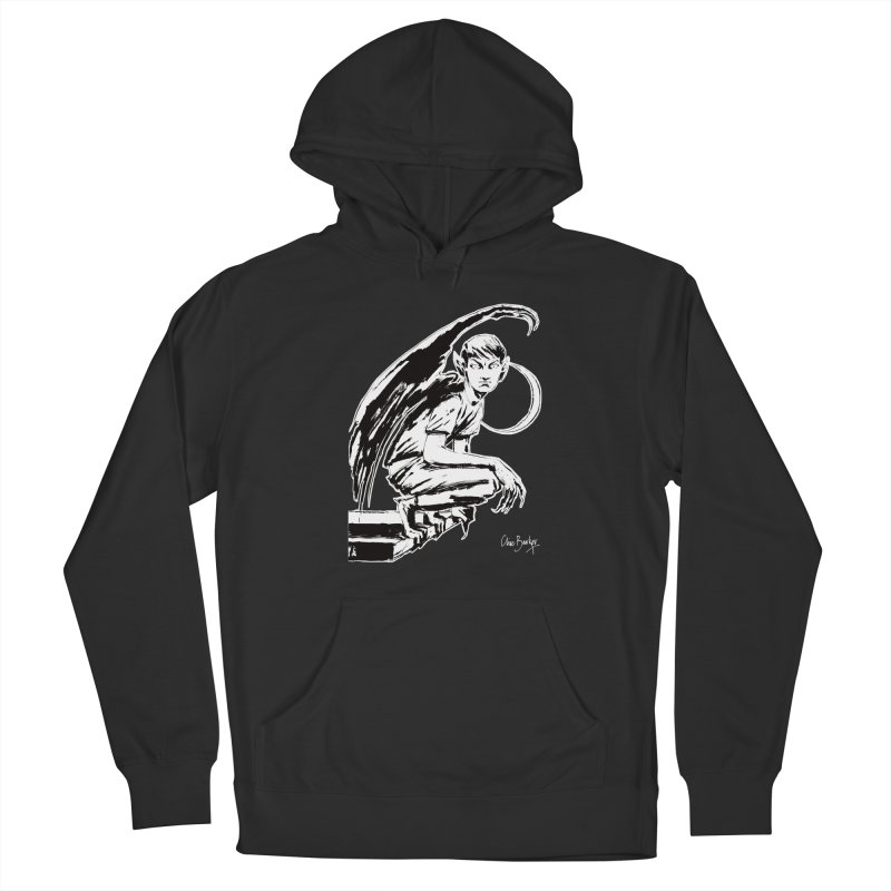 Harvey Swick (outlined) Men's Pullover Hoody by Clive Barker