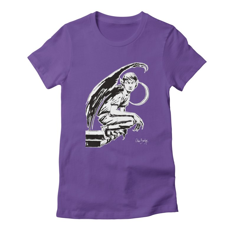Harvey Swick (outlined) Women's T-Shirt by Clive Barker