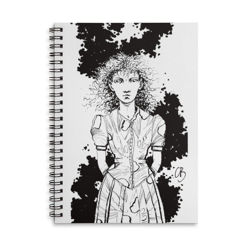 Lulu Accessories Notebook by Clive Barker