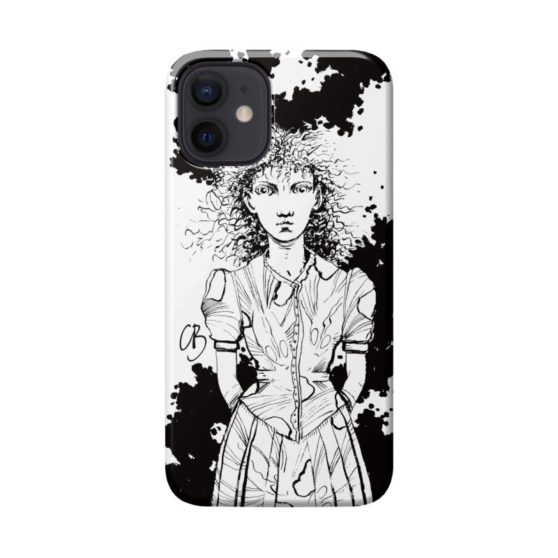 Lulu Accessories Phone Case by Clive Barker
