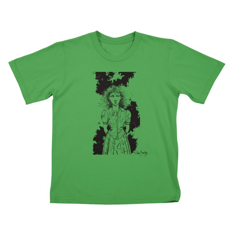 Lulu Kids T-Shirt by Clive Barker