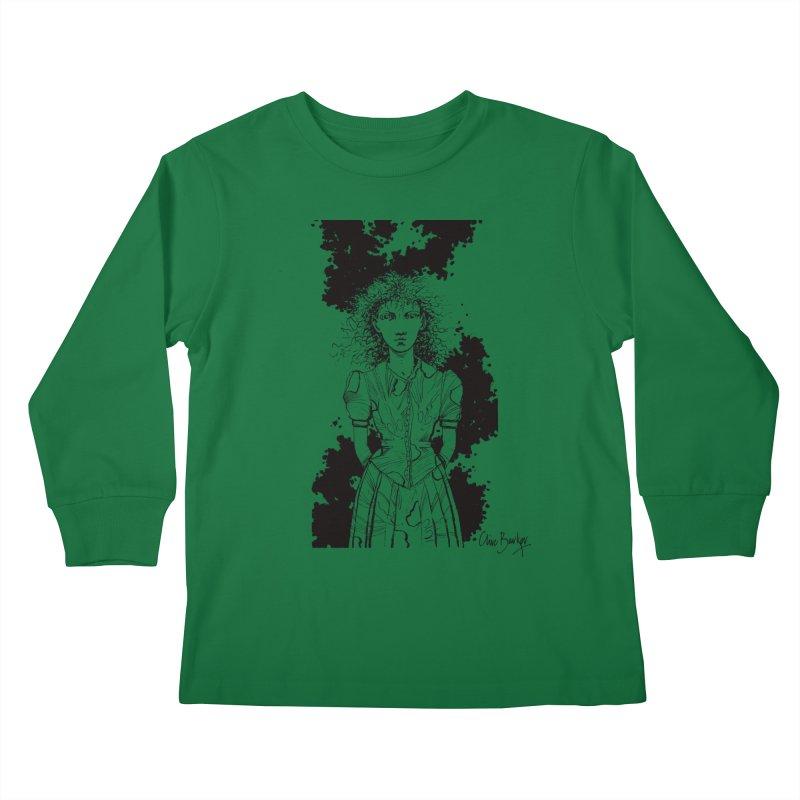 Lulu Kids Longsleeve T-Shirt by Clive Barker