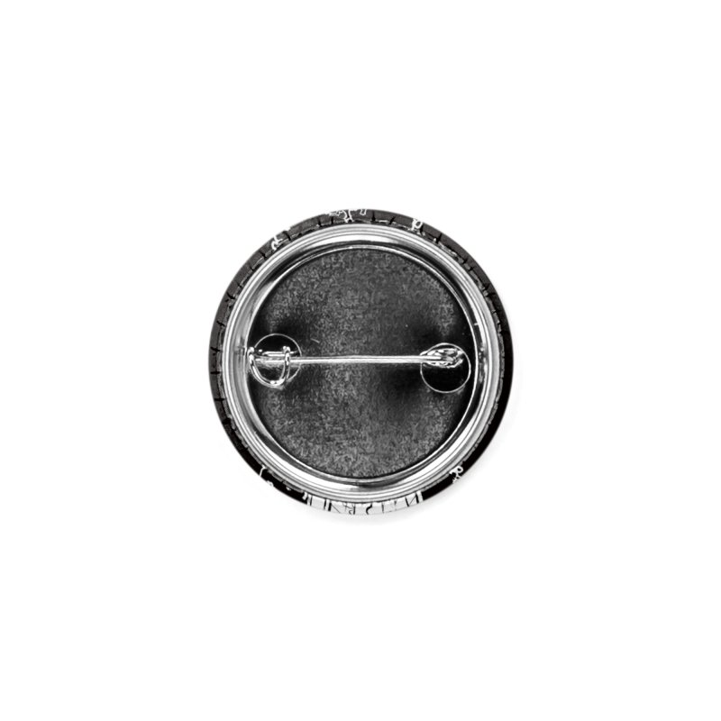 Lulu (outlined) Accessories Button by Clive Barker