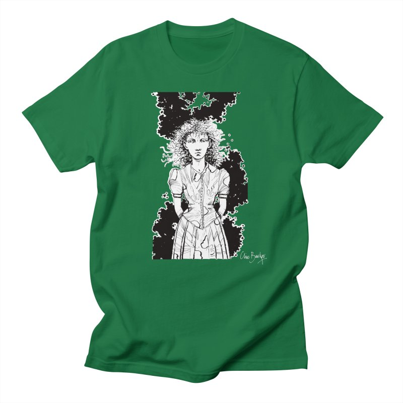 Lulu (outlined) Women's T-Shirt by Clive Barker