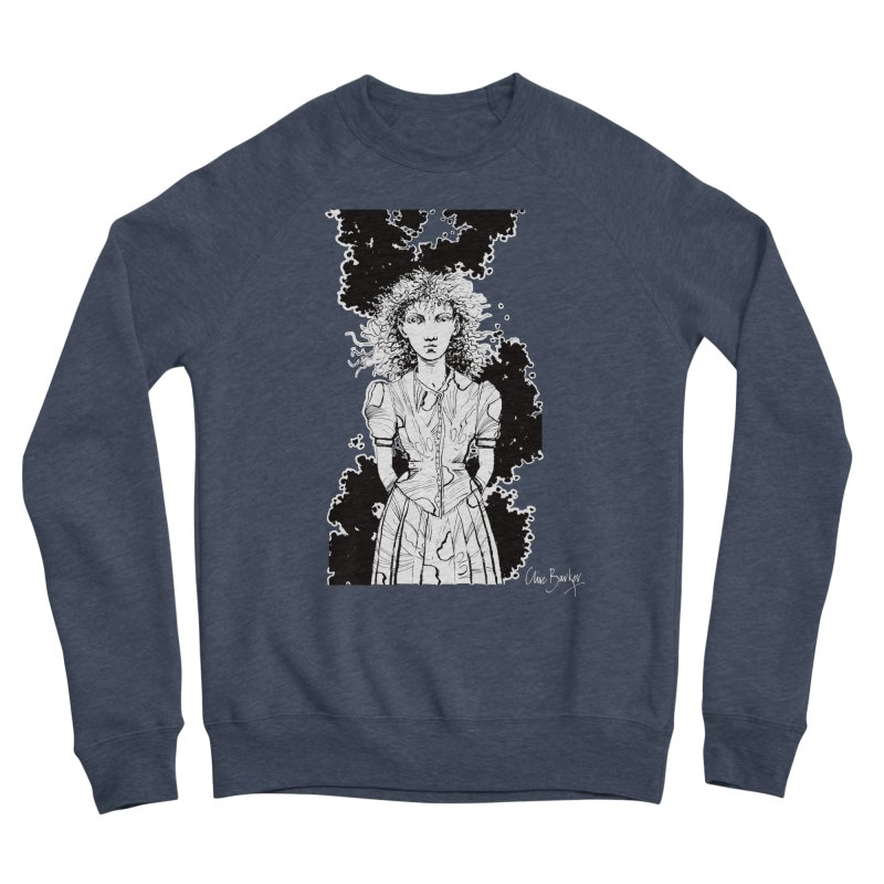 Lulu (outlined) Men's Sweatshirt by Clive Barker