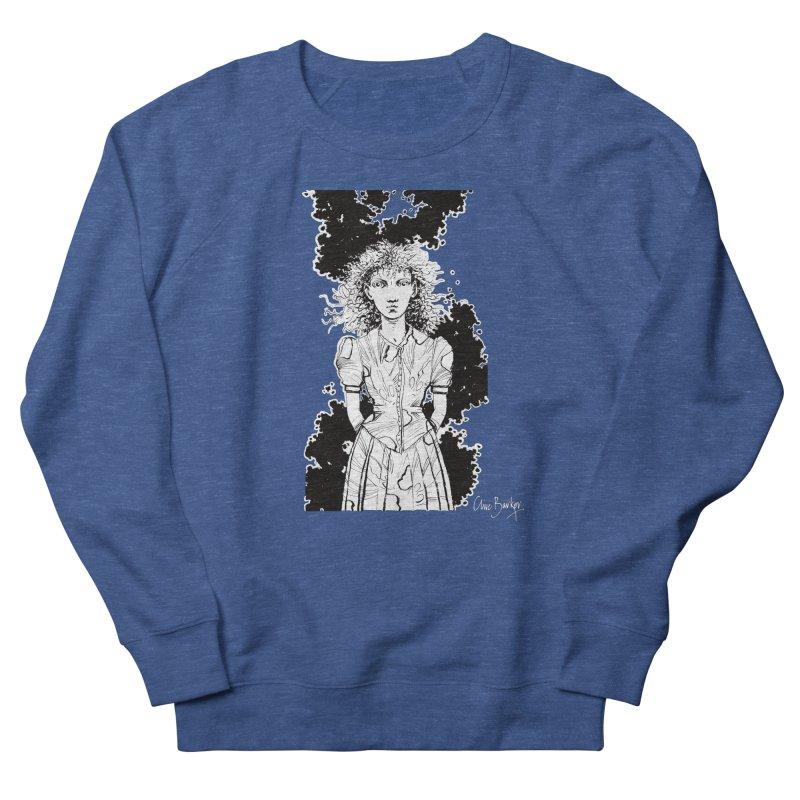 Lulu (outlined) Women's Sweatshirt by Clive Barker