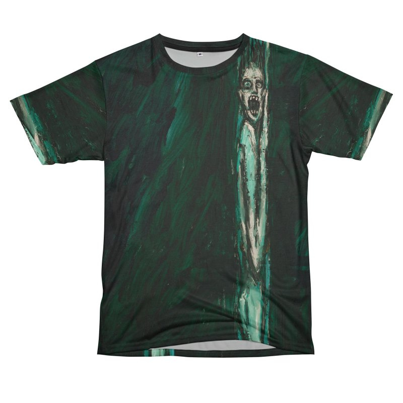 Trapped Men's Cut & Sew by Clive Barker
