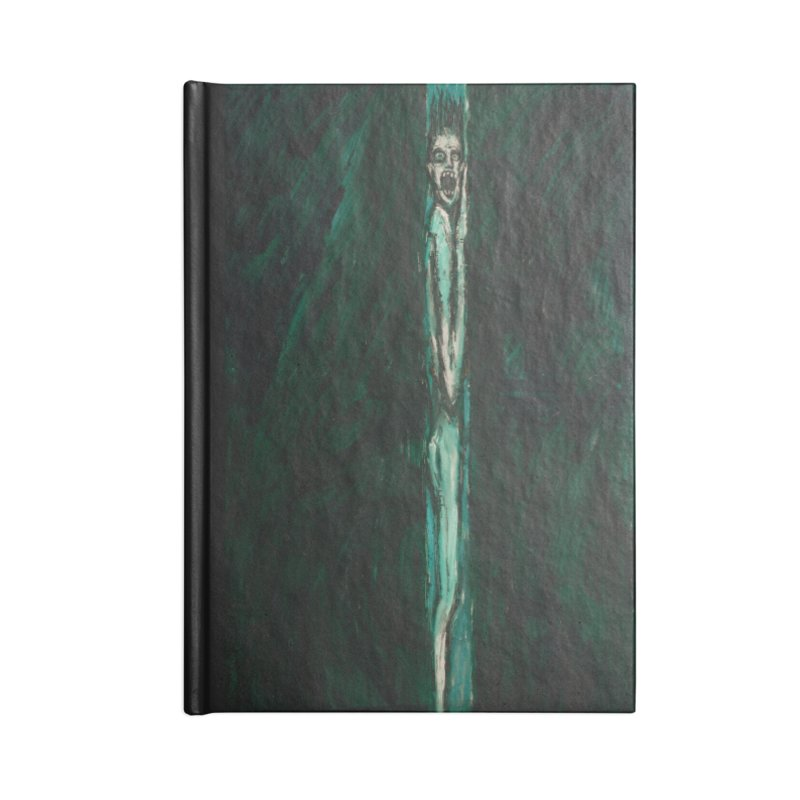 Trapped Accessories Notebook by Clive Barker