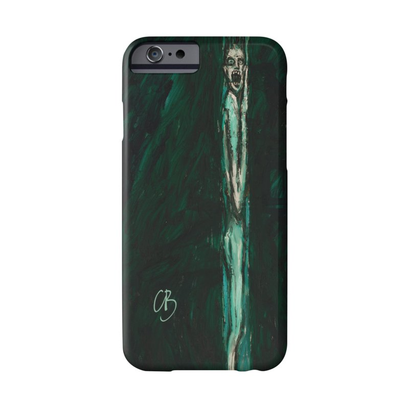 Trapped Accessories Phone Case by Clive Barker