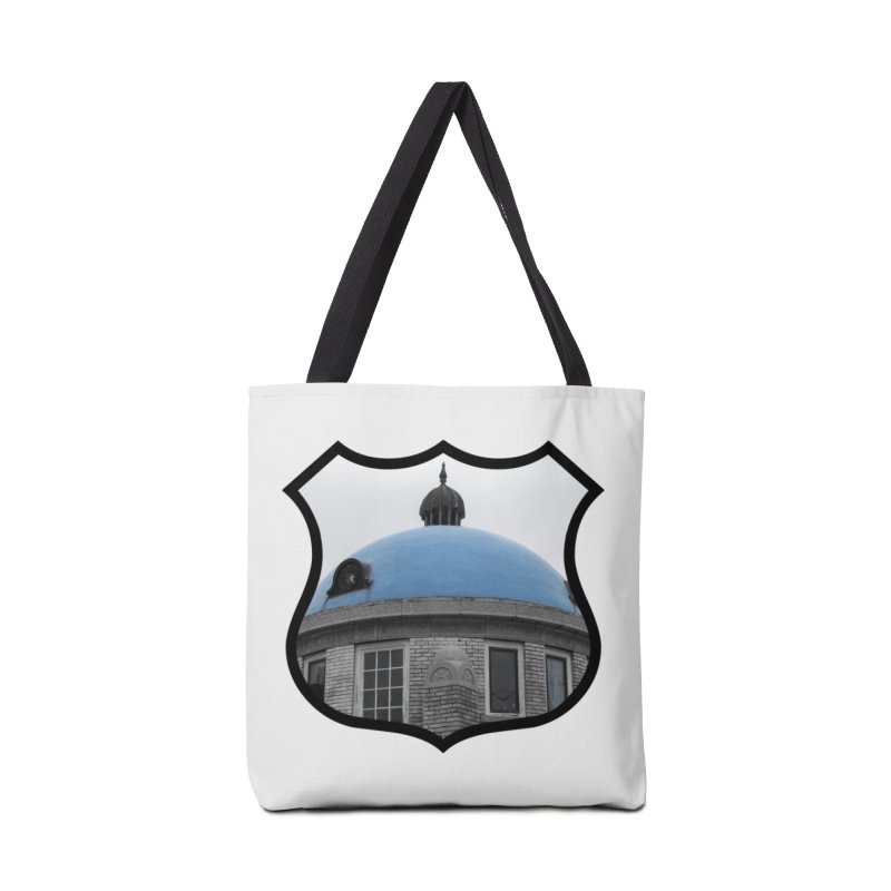Blue Dome Accessories Tote Bag Bag by Cloudless Lens