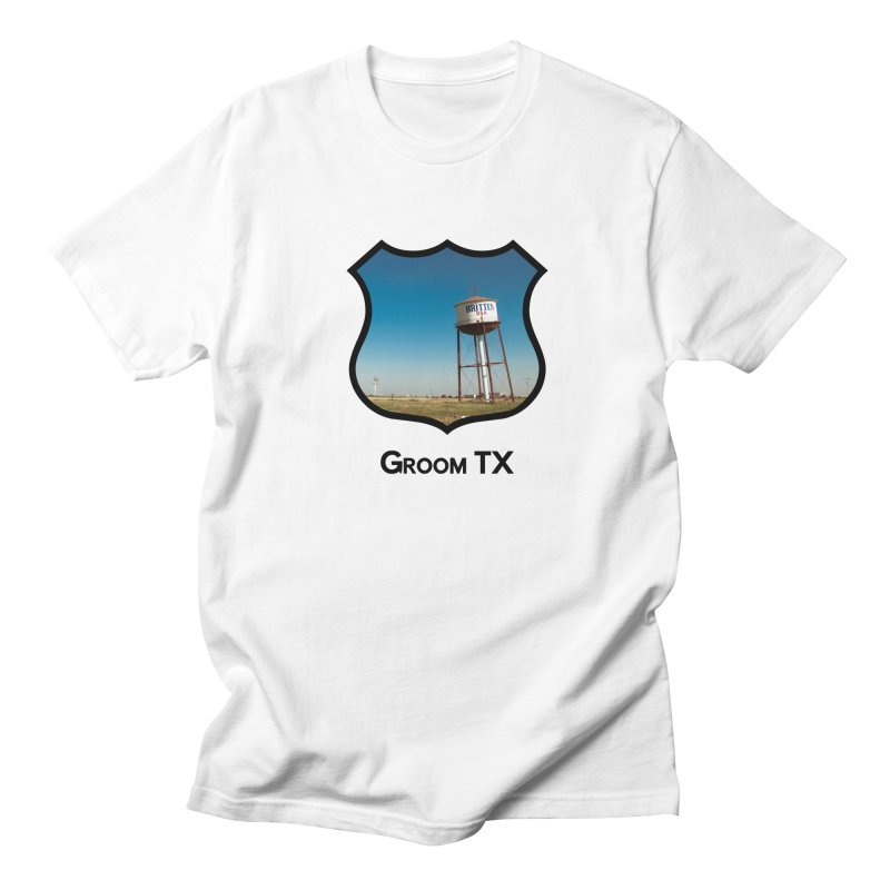 Britten Tower Men's T-Shirt by Cloudless Lens