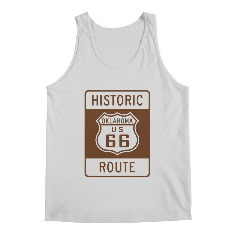 Historic OK-66 Men's Regular Tank by Cloudless Lens
