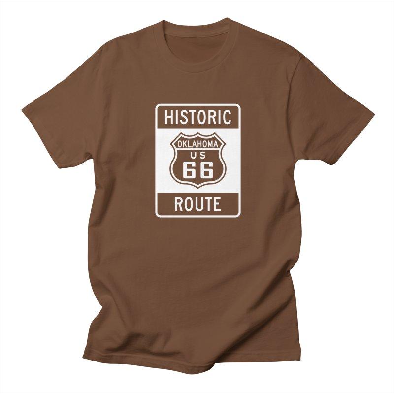 OK-66 version 2 Men's Regular T-Shirt by Cloudless Lens