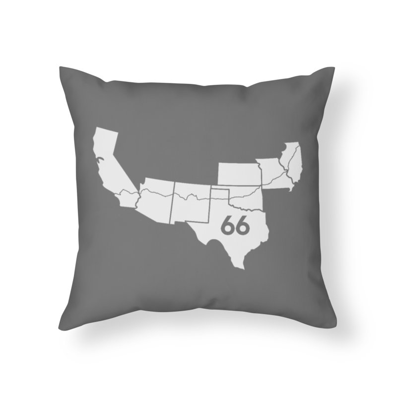 Home Home Throw Pillow by Cloudless Lens