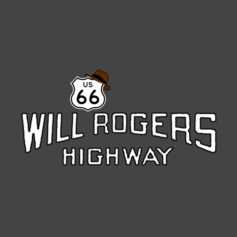 Will Rogers Highway 2 Women's T-Shirt by Cloudless Lens