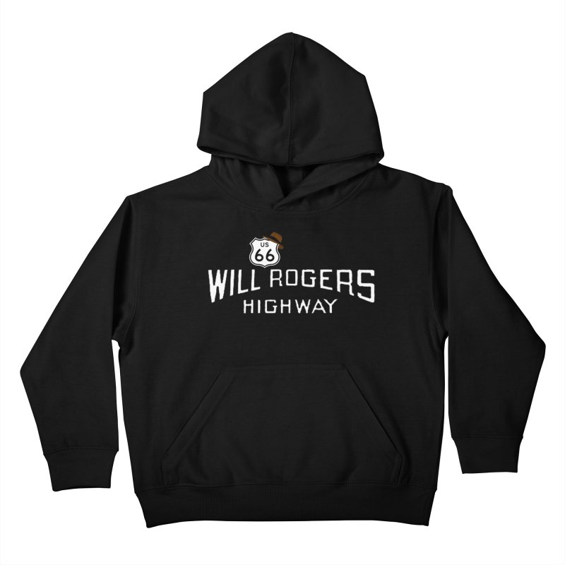 Will Rogers Highway 2 Kids Pullover Hoody by Cloudless Lens