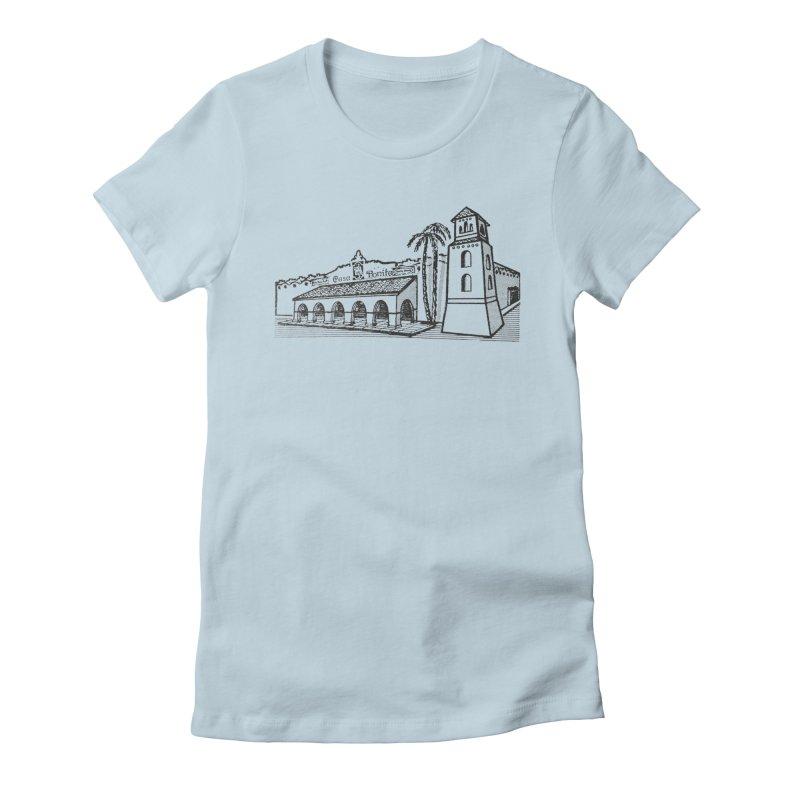 Bonita Women's T-Shirt by Cloudless Lens