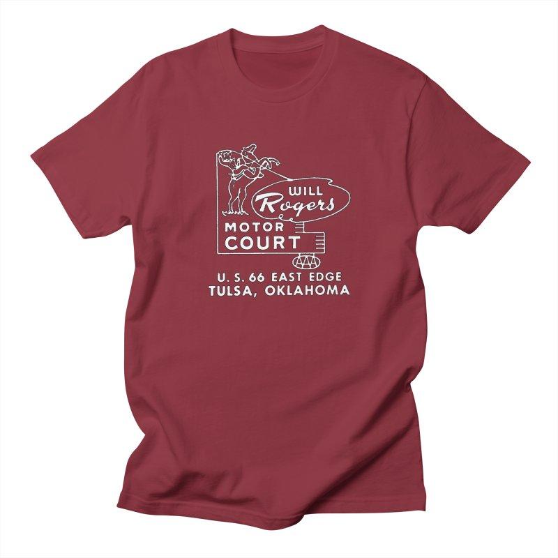 WMRC Basic Men's T-Shirt by Cloudless Lens
