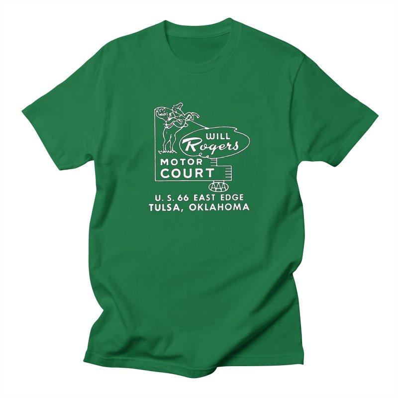WMRC Basic Men's Regular T-Shirt by Cloudless Lens