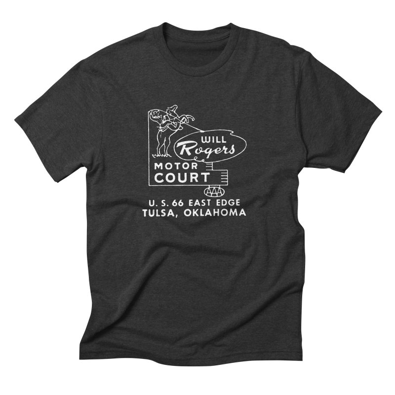 WMRC Basic Men's Triblend T-Shirt by Cloudless Lens