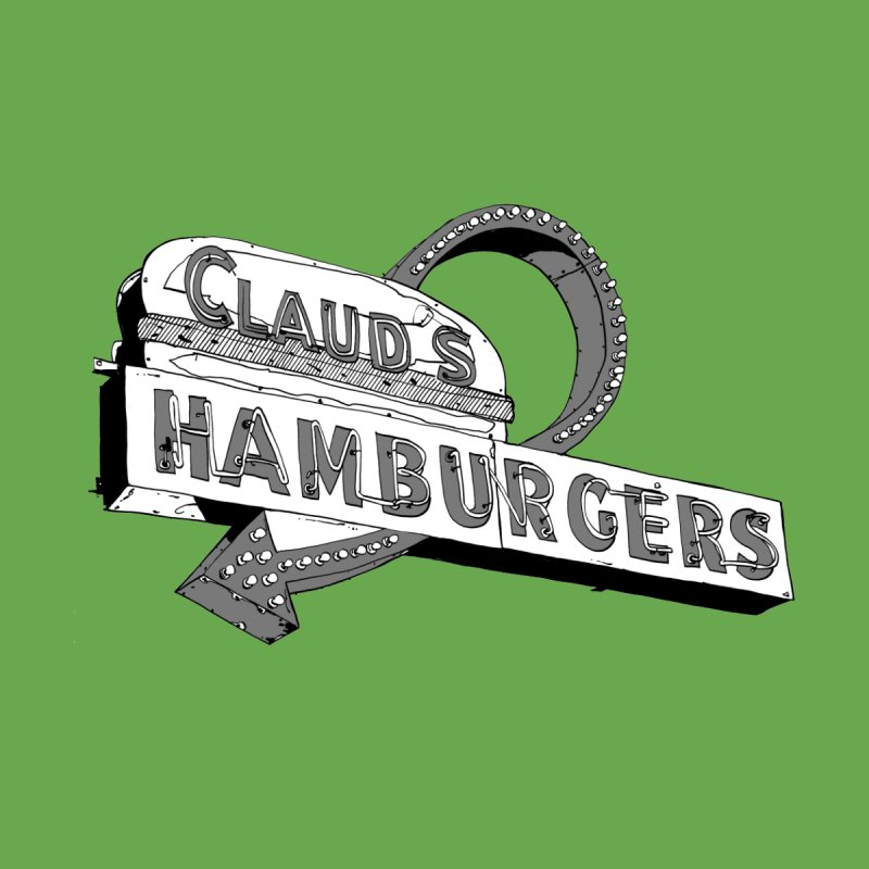 Claud's Hamburgers by Cloudless Lens