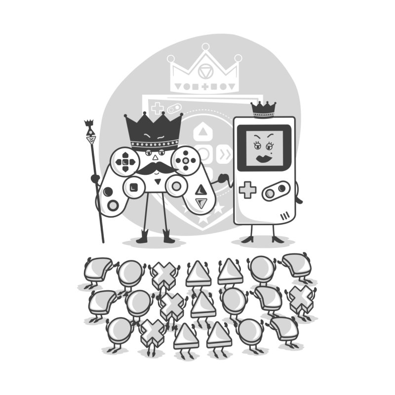Kingdom of Games   by clsantos82's Artist Shop
