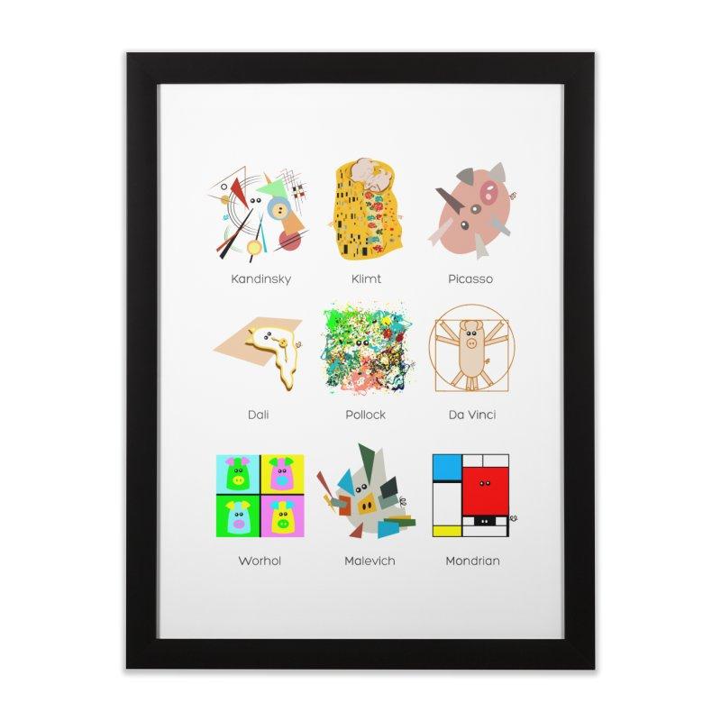 Art Lesson   by clsantos82's Artist Shop