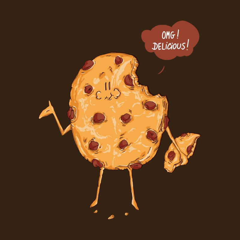 OMG! Delicious! None  by clsantos82's Artist Shop