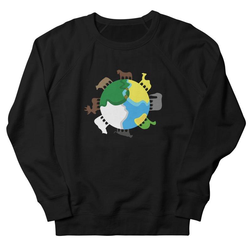 Quadruplanetism Women's Sweatshirt by cmaifre's Artist Shop