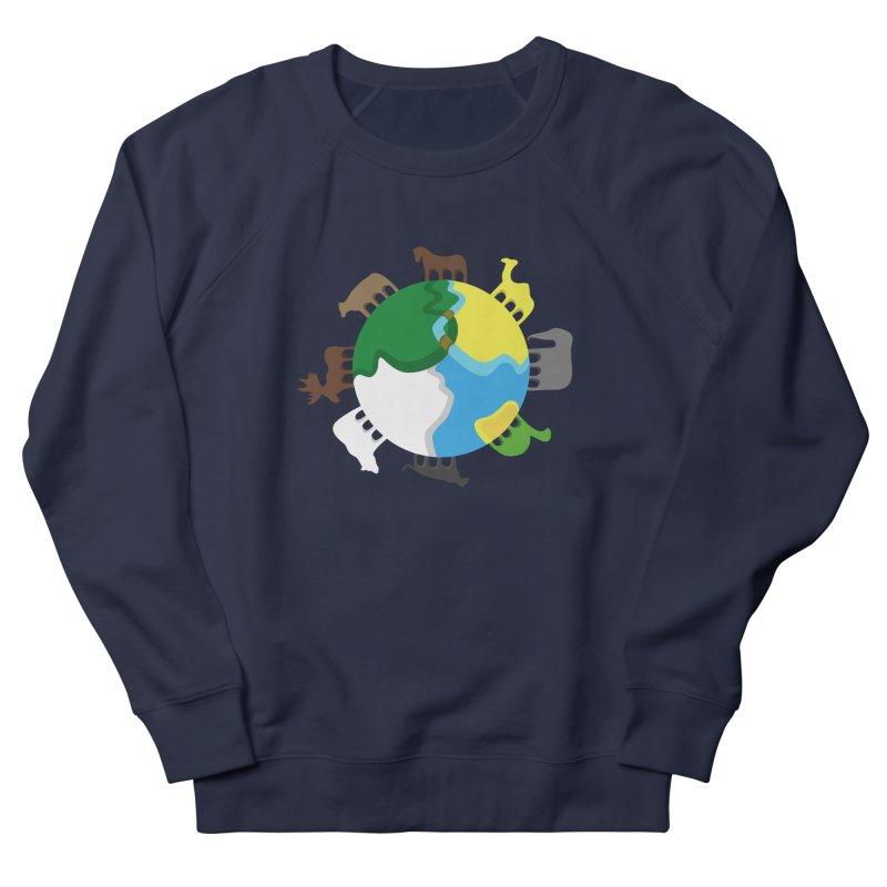 Quadruplanetism Men's Sweatshirt by cmaifre's Artist Shop