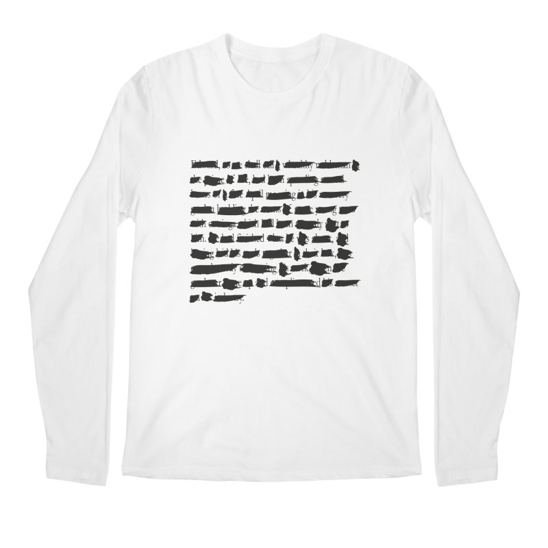 Deleted Goethe Men's Longsleeve T-Shirt by cmaifre's Artist Shop