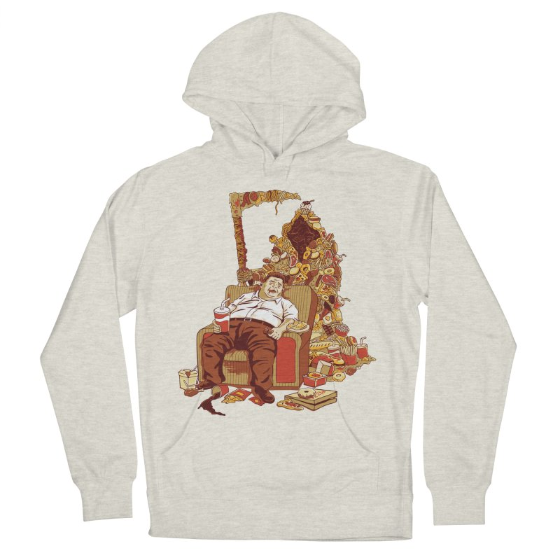 THE DEADLY DIET Men's Pullover Hoody by cmatos's Artist Shop