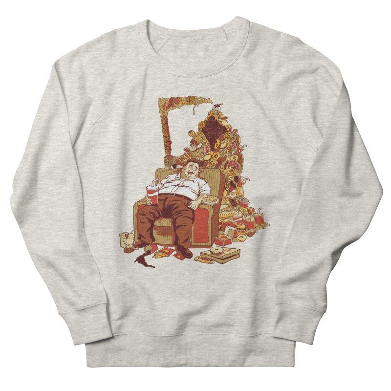 THE DEADLY DIET Men's Sweatshirt by cmatos's Artist Shop