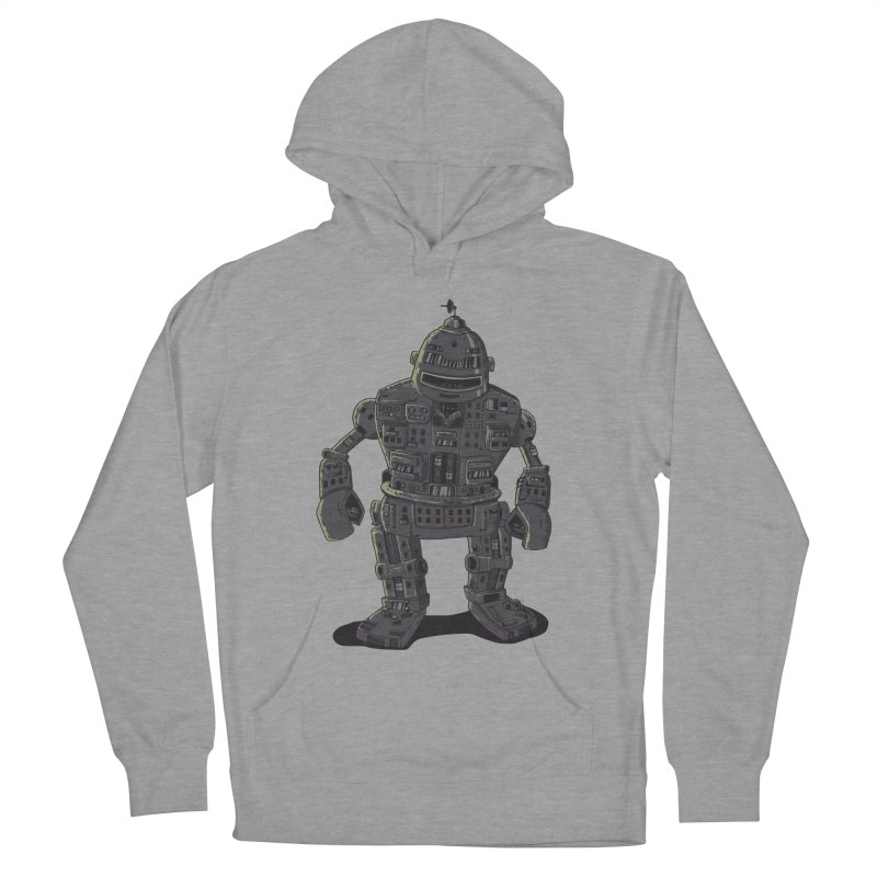 ROBOT CITY Women's Pullover Hoody by cmatos's Artist Shop