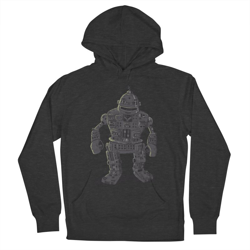 ROBOT CITY Men's Pullover Hoody by cmatos's Artist Shop