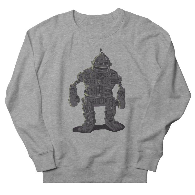 ROBOT CITY Women's Sweatshirt by cmatos's Artist Shop