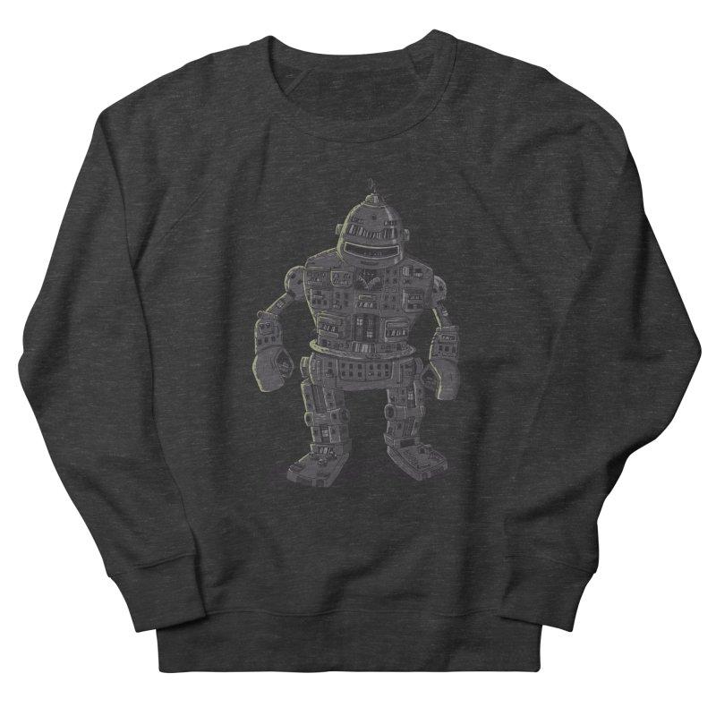 ROBOT CITY Men's Sweatshirt by cmatos's Artist Shop