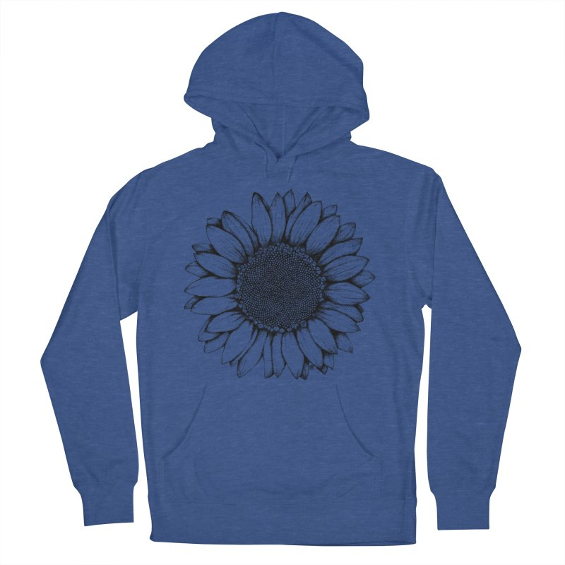 Sunflower Women's Pullover Hoody by cmatthesart's Artist Shop