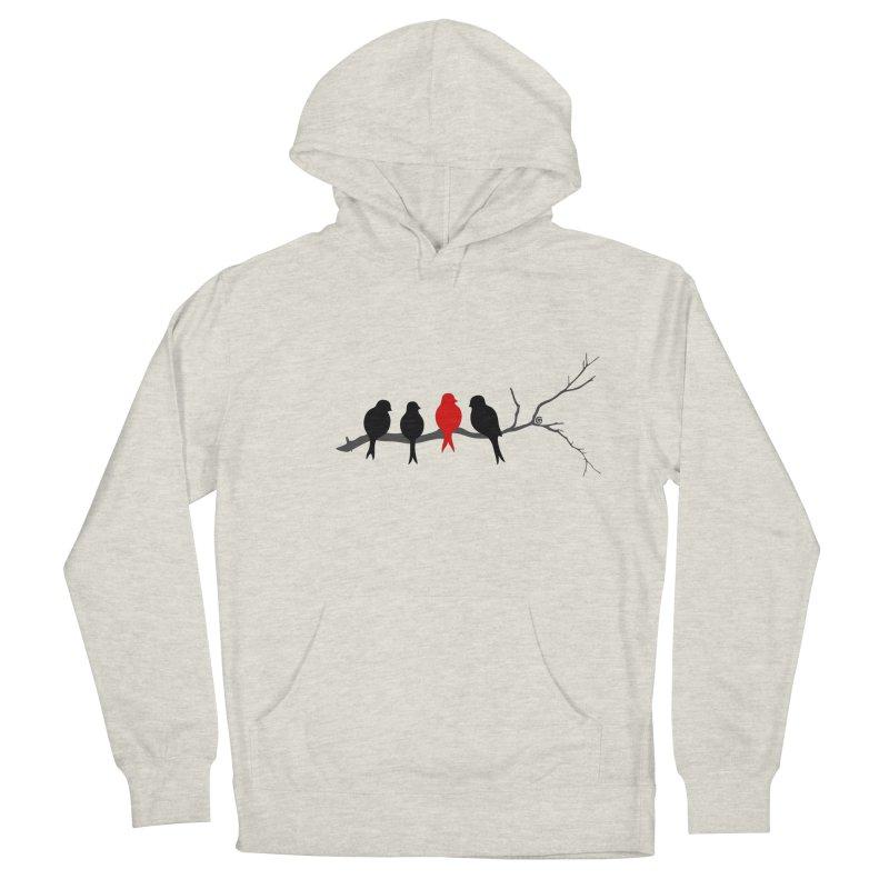 Individualist Men's Pullover Hoody by cmatthesart's Artist Shop