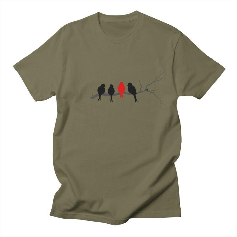 Individualist Men's T-shirt by cmatthesart's Artist Shop